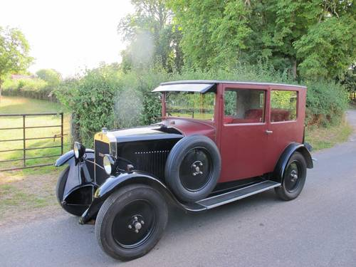 1925 DONNET-ZEDEL G2 saloon For Sale by Auction (picture 1 of 1)