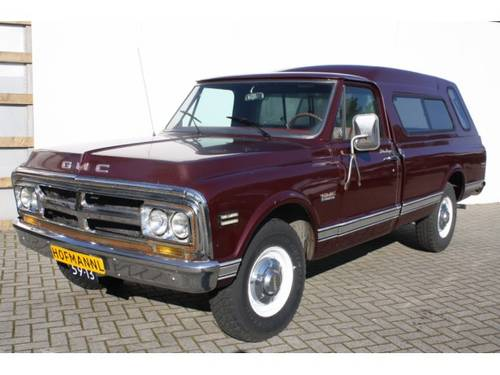 1970 GMC Chevrolet Pickup V8 Sierra Grande For Sale (picture 1 of 6)