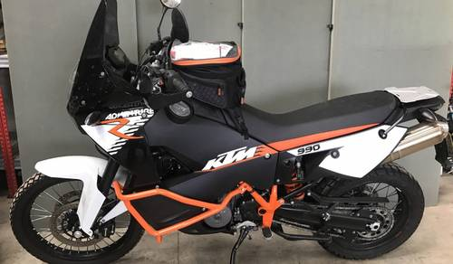 2013 KTM 990 'Adventure'  for auction June 17th SOLD by Auction (picture 1 of 1)