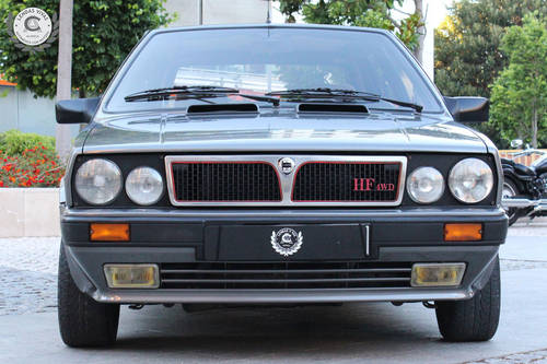 Lancia Delta 4WD 1987 SOLD (picture 1 of 6)