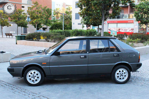 Lancia Delta 4WD 1987 SOLD (picture 2 of 6)