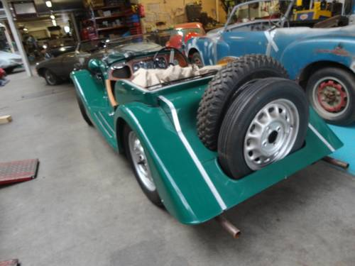 1937 beautiful Morgan Flat Rad For Sale (picture 3 of 6)