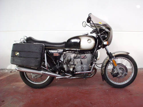 BMW R 90 S (price 12.000 euro) For Sale (picture 1 of 6)