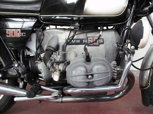 BMW R 90 S (price 12.000 euro) For Sale (picture 2 of 6)