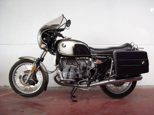 BMW R 90 S (price 12.000 euro) For Sale (picture 3 of 6)