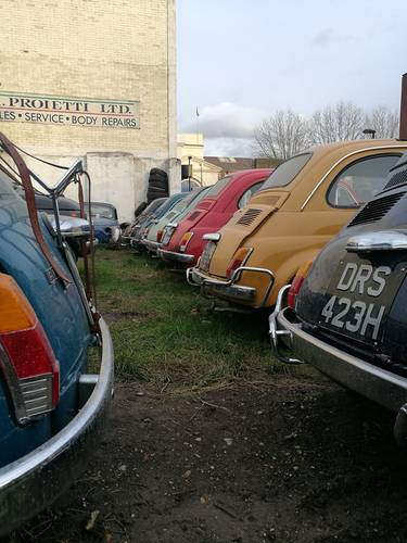 1970 Fiat 500s For Sale Choice of Models and Year RHD & LHD D F L For Sale (picture 1 of 1)