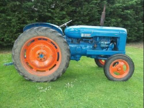 FORDSON Diesel Major E1A For Sale by Auction (picture 1 of 1)