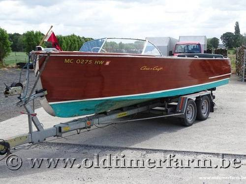 1954 Chris-Craft 22' Deluxe Sportsman '54 For Sale (picture 1 of 6)