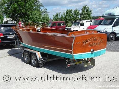 1954 Chris-Craft 22' Deluxe Sportsman '54 For Sale (picture 2 of 6)