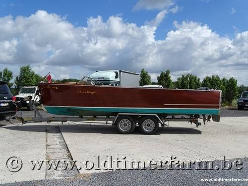 1954 Chris-Craft 22' Deluxe Sportsman '54 For Sale (picture 3 of 6)