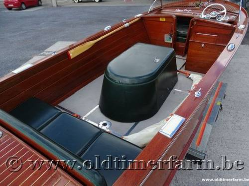 1954 Chris-Craft 22' Deluxe Sportsman '54 For Sale (picture 4 of 6)