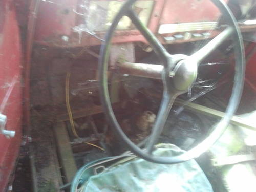 1946 1942-48 KB-2  International Panel Truck For Sale (picture 4 of 6)