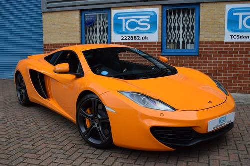 2011 McLaren MP4-12C Coupe 7-Speed DCT SOLD (picture 1 of 6)