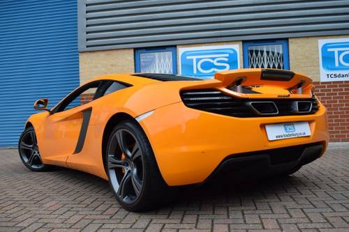 2011 McLaren MP4-12C Coupe 7-Speed DCT SOLD (picture 2 of 6)