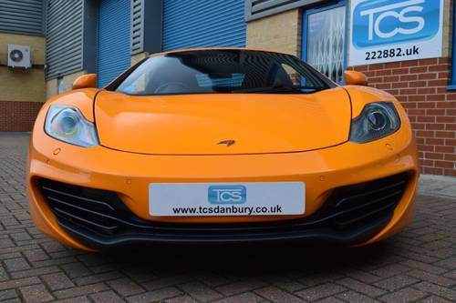 2011 McLaren MP4-12C Coupe 7-Speed DCT SOLD (picture 4 of 6)