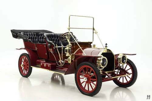 1910 Stevens-Duryea Model X Touring For Sale (picture 2 of 6)