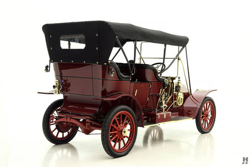 1910 Stevens-Duryea Model X Touring For Sale (picture 3 of 6)