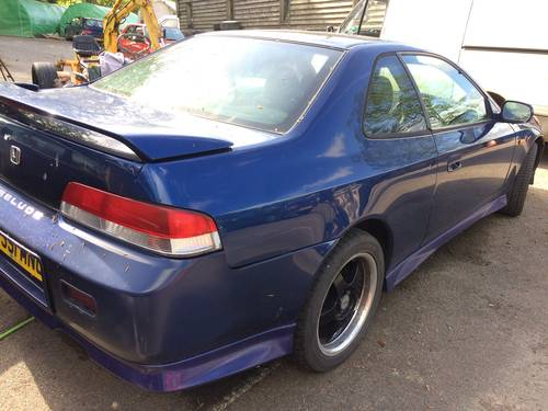 1997 Honda prelude manual -new mot -can deliver  SOLD (picture 6 of 6)