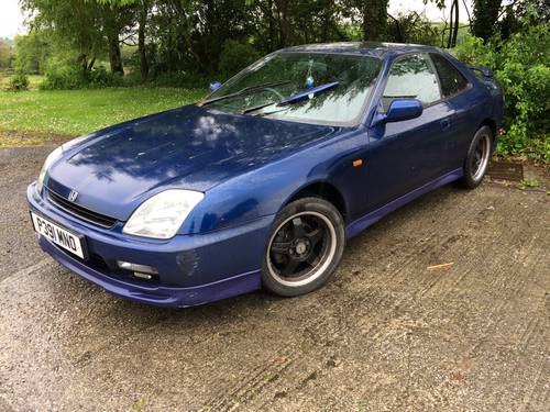 1997 Honda prelude manual -new mot -can deliver  SOLD (picture 1 of 6)