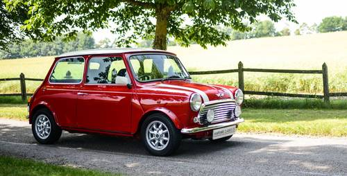 2000 Rover Mini Cooper S Works SOLD (picture 1 of 6)