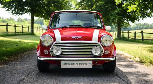 2000 Rover Mini Cooper S Works SOLD (picture 2 of 6)