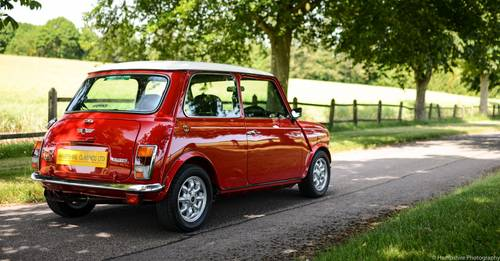 2000 Rover Mini Cooper S Works SOLD (picture 4 of 6)