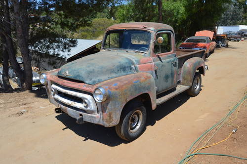 1956 International 120 Pickup SOLD (picture 1 of 6)