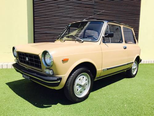 1973 AUTOBIANCHI A 112 ELEGANT For Sale (picture 1 of 6)