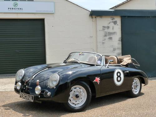 Porsche 356 Chesil Speedster, outstanding, Sold SOLD (picture 1 of 6)