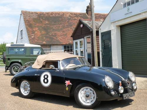 Porsche 356 Chesil Speedster, outstanding, Sold SOLD (picture 4 of 6)