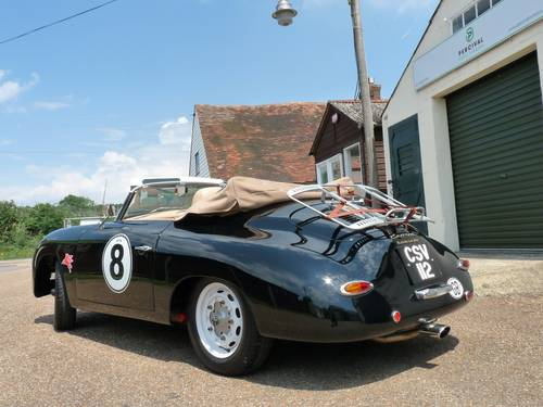 Porsche 356 Chesil Speedster, outstanding, Sold SOLD (picture 6 of 6)