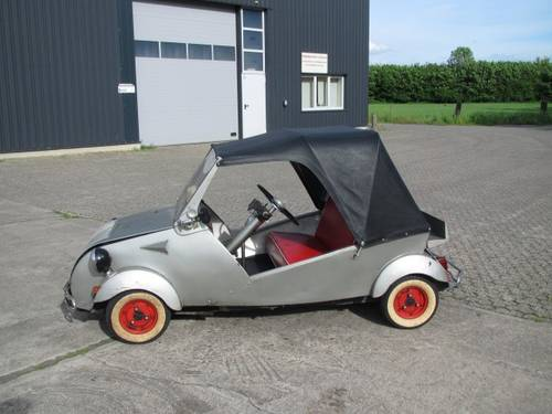 Voisin Biscuter 1955 For Sale (picture 1 of 6)