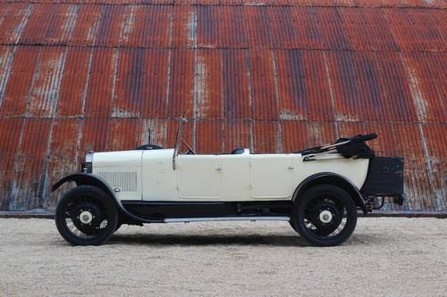 1924 Unic L3 Open Tourer SOLD (picture 2 of 6)