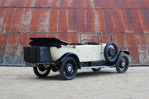 1924 Unic L3 Open Tourer SOLD (picture 3 of 6)