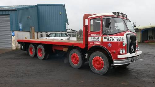 1968 Atkinson Mk 1 Lorry For Sale (picture 1 of 3)