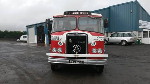 1968 Atkinson Mk 1 Lorry For Sale (picture 3 of 3)