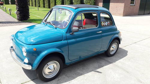 FIAT 500 F 1968 IN PERFECT CONDITION SOLD (picture 1 of 6)
