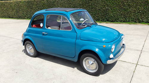 FIAT 500 F 1968 IN PERFECT CONDITION SOLD (picture 2 of 6)