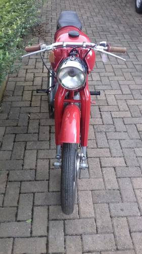 Moto Morini Briscola 175cc - 1957 For Sale (picture 3 of 6)