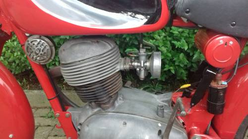Moto Morini Briscola 175cc - 1957 For Sale (picture 5 of 6)