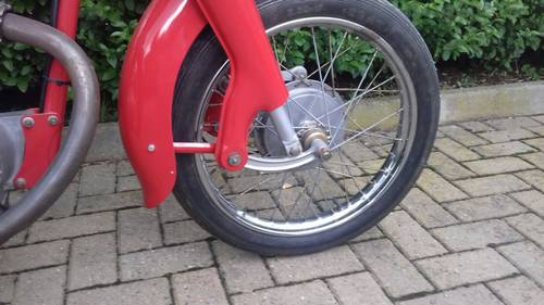 Moto Morini Briscola 175cc - 1957 For Sale (picture 6 of 6)