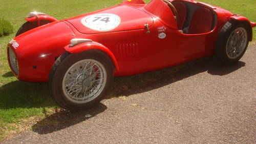 1953 Bandini 750 sport SOLD (picture 1 of 6)
