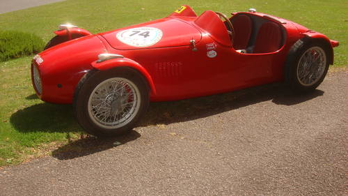 1953 Bandini 750 sport SOLD (picture 2 of 6)