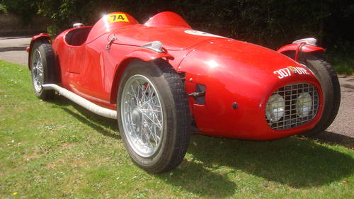 1953 Bandini 750 sport SOLD (picture 4 of 6)