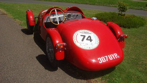 1953 Bandini 750 sport SOLD (picture 6 of 6)