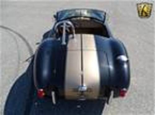 1966 Shelby Cobra Roadster Replica For Sale (picture 4 of 6)