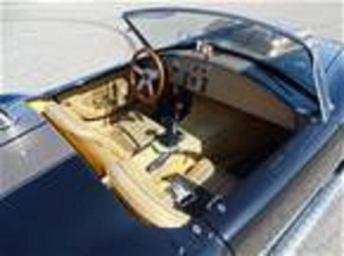 1966 Shelby Cobra Roadster Replica For Sale (picture 5 of 6)