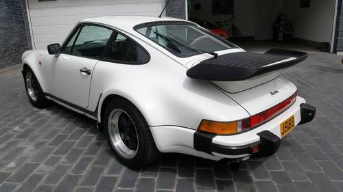 1984 Porsche 930 Turbo Coupe - Low ownership and mileage FSH SOLD (picture 3 of 6)