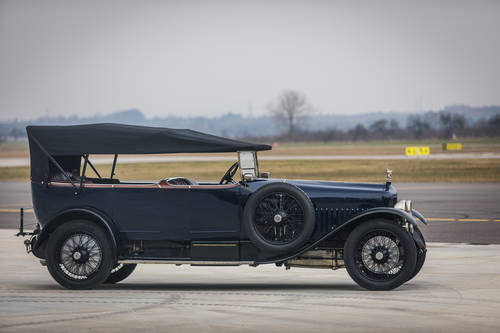 1924 Minerva AC - Tourer by Brooks & Ostruk For Sale (picture 1 of 6)