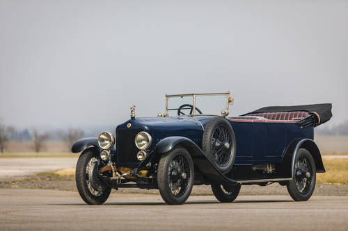 1924 Minerva AC - Tourer by Brooks & Ostruk For Sale (picture 2 of 6)